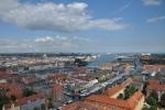Blick über Kopenhagen