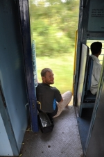 Trainsurfing
