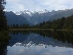 Lake Matheson / Mount Cook