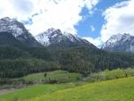 Schweizer Nationalpark im Engadin