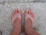 Ja ich fahre mit Flip Flops :)