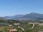 Blick zurueck nach Budva