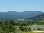 Mazedonien ist sehr grün...
