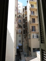 schoene Aussicht aus dem Hotelzimmer in Thessaloniki :)