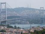 Bosporusbrücke bei Tag