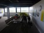 am südlichsten Punkt von Dänemark fanden wir einen gut geschützten Zeltplatz