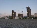 Batumi ist am aufruesten...