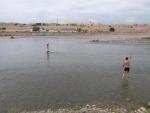 Fischen auf aserbaidschanische Art :)