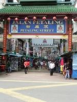Chinatown...wie immer wuselig, ueberfuellt, aber guenstig