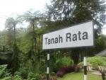 bis ich endlich in Tanah Rata eintraff